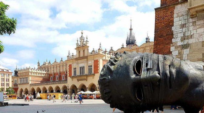 Kraków – miasto króla Kraka i… studentów!