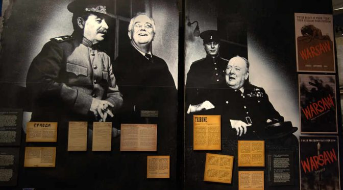 Muzeum Powstania Warszawskiego – Muzealna wycieczka