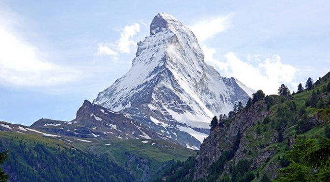 Efektywny trekking w Alpach