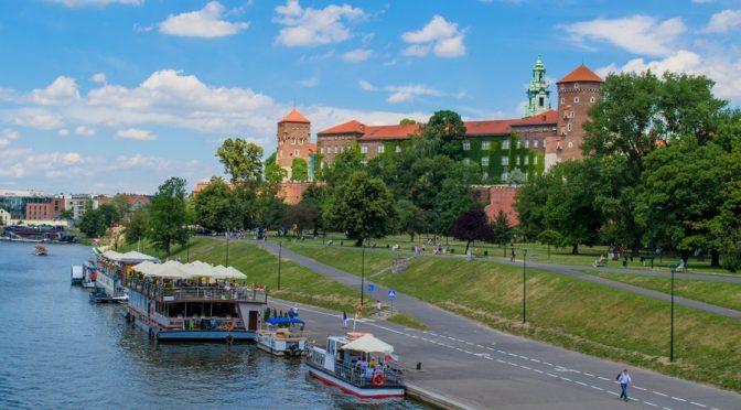Wawel i rynek