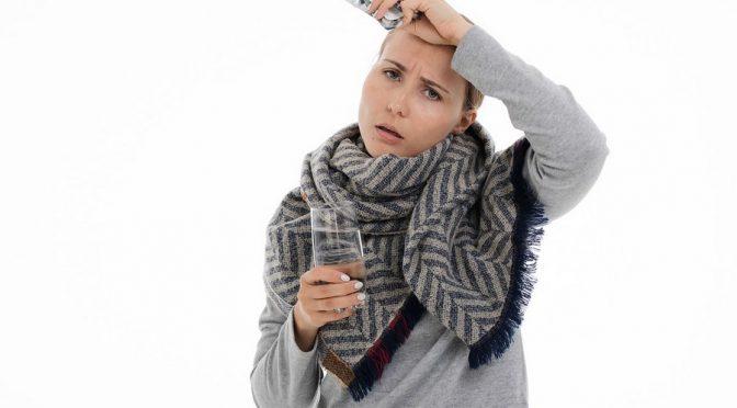 Leczenie przeziębienia metodami naturalnymi.
